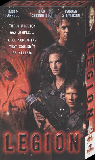 Legion Video Cover