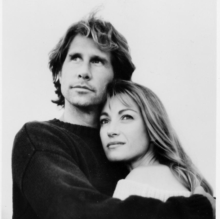With Jane Seymour